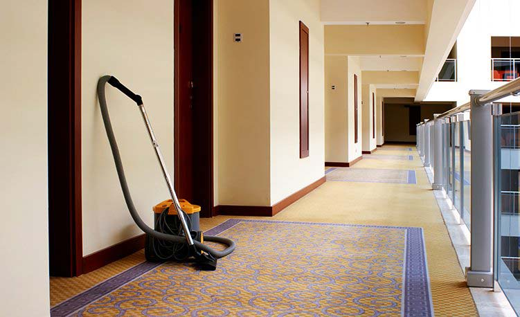 commercial cleaning company in Greenville: